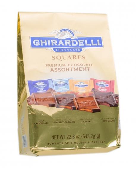 GHIRARDELI - Шоколадные конфеты