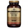 Solgar Omega 3 - Oмега-3 ЭПК и ДГК Тройная Сила 950 мг 100 капсул