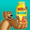 L'IL CRITTERS OMEGA 3 - Детские витамины ОМЕГА 3 (220 шт)