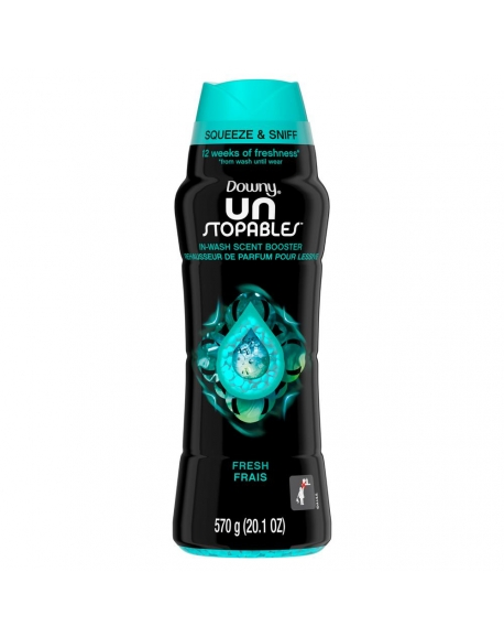 Downy Unstoppable Fresh Booster Beads 570 gr /Downy Неостановимые свежие бусины 570 гр