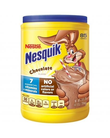 NESTLE - Nesquik какао-напиток (1.19 кго)