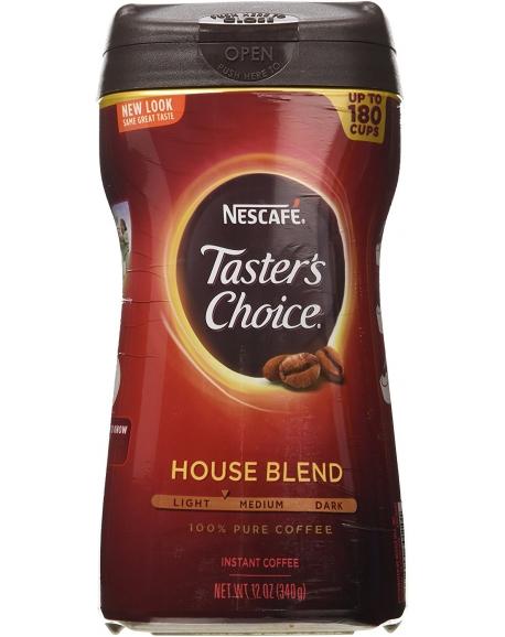 NESCAFE - Taster's Choice растворимый кофе (340 гр)