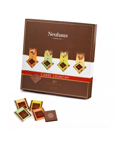 NEUHAUS - Carre Crunchy Молочный Шоколад
